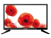 "Телевизор LED Telefunken 19"" TF-LED19S64T2 черный/HD READY/50Hz/DVB-T/DVB-T2/DVB-C/USB (RUS)"