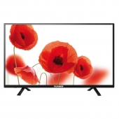 "Телевизор LED Telefunken 39"" TF-LED39S57T2 черный/HD READY/50Hz/DVB-T/DVB-T2/DVB-C/USB (RUS)"