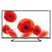 "Телевизор LED Telefunken 39"" TF-LED39S52T2 черный/HD READY/50Hz/DVB-T/DVB-T2/DVB-C/USB (RUS)"